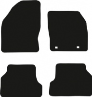 Ford Focus 2004 - 2011 (MK2)(2x Locators)Fitted Car Floor Mats product image