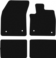 Ford Focus 2018 - Onwards (MK4)(4 Locators) Fitted Car Floor Mats product image