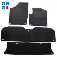 Ford Galaxy 1999 - 2006)(MK1 & MK2) (11 Oval Locators) Fitted Car Floor Mats product image
