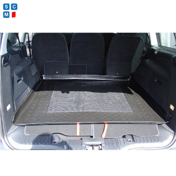 Ford Galaxy 2006 - 2015 (MK3) Moulded Boot Mat image 2