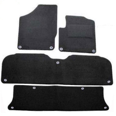 Ford Galaxy 1999 - 2006 (MK1 & MK2) (11 Round Locators) Fitted Car Floor Mats product image