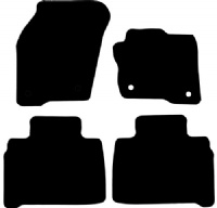 Ford Galaxy 2015 - Onwards (MK4)(Locators in Driver Mat) Floor Mats product image