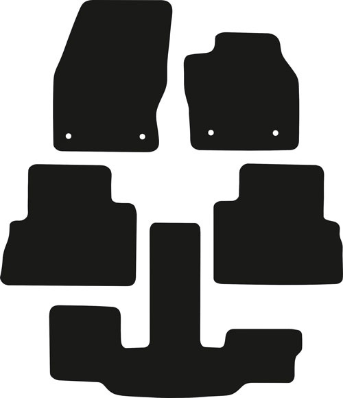 Ford Grand C-Max 2016 - Onwards Floor Mats product image