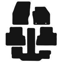 Ford Grand C-Max 2010 - 2016 (Round Locators) Fitted Car Floor Mats product image