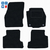 Ford Kuga (Feb 2013 Onwards) (two locators) Fitted Car Floor Mats product image