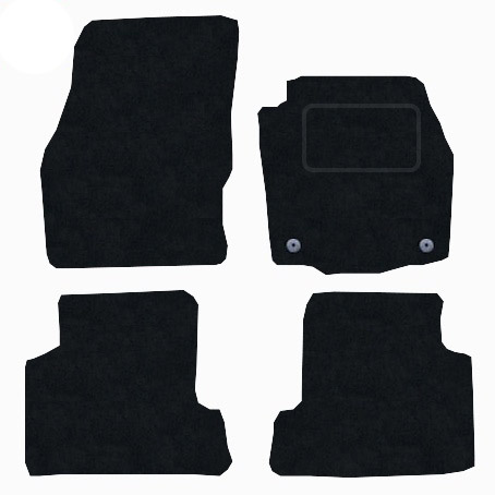 Ford Kuga 2013 - 2020 (Round Locators)(MK2) Fitted Car Floor Mats product image