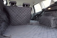 Ford Kuga (2013 - 2020) Quilted Waterproof Boot Liner