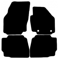 Ford Mondeo Estate 2007 - 2014 (Oval Locators)(MK4) Fitted Car Floor Mats product image