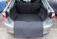 Ford Mondeo Hatchback (2007 - 2012) Quilted Waterproof Boot Liner
