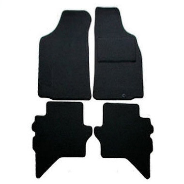 Ford Ranger (2007 - 2011) Fitted Car Floor Mats product image