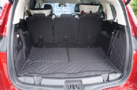 Ford S-Max 7 Seater (2015 onwards) Quilted Waterprood Boot Liner