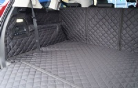 Ford S-Max 5 Seater (2015 onwards) Quilted Waterproof Boot Liner
