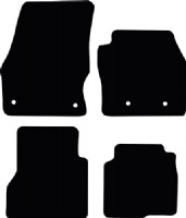 Ford Transit Connect Van Crew Cab 2016 - Onwards (SWB) Floor Mats product image