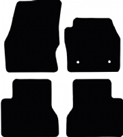 Ford Transit Connect Van Crew Cab 2014 - 2016 (LWB) Floor Mats product image