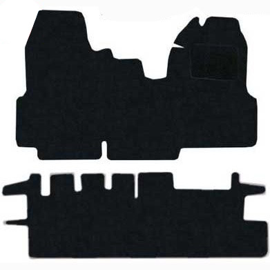 Ford Transit 2006 - 2013 (MK7)(Crew Cab Double Passenger) Fitted Car Floor Mats product image
