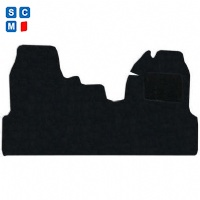 Ford Transit 2006 - 2013 (MK7)(Single Passenger Seat)  Car  Mats