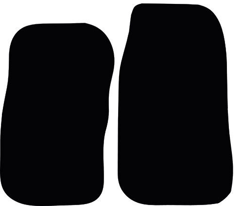 Ford Transit 2001 - 2006 (MK6)(Two Piece) Fitted Car Floor Mats product image