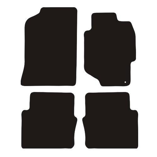 Honda Accord 1998 - 2003 ( MK6) Fitted Car Floor Mats product image