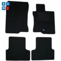 Honda Accord 2008 - Onwards (1 locator)(MK8) Fitted Car Floor Mats product image