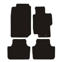 Honda Accord 2003 - 2008 (MK7) Fitted Car Floor Mats product image