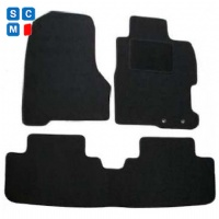 Honda Civic 2000 - 2005 (3 DR)(MK7) Fitted Car Floor Mats product image