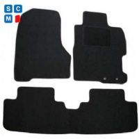 Honda Civic 2000 - 2005 (5 DR)(MK7) Fitted Car Floor Mats product image