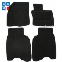 Honda Civic Type R 2006 to 2008 (8th Gen) (3 DR) Fitted Car Floor Mats product image
