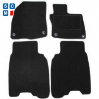 Honda Civic Type S 3 & 5 DR 2008 - 2011 Fitted Car Floor Mats product image