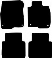 Honda CR-V 2018 - Onwards (MK5) Fitted Car Floor Mats product image