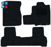 Honda CR-V 2011 - 2012 (MK3) Fitted Car Floor Mats product image
