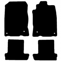 Honda CR-Z 2010 Onwards Fitted Car Floor Mats product image