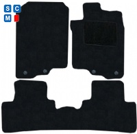 Honda Insight 2010 - Onwards Fitted Car Floor Mats product image