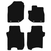 Honda Jazz 2008 - 2015 (Mk2) (Four locators) Fitted Car Floor Mats product image