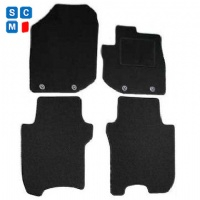 Honda Jazz 2008 - 2014 (Mk2) (Four locators) Fitted Car Floor Mats product image