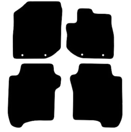 Honda Jazz 2013 - 2015 (MK2) Fitted Car Floor Mats product image