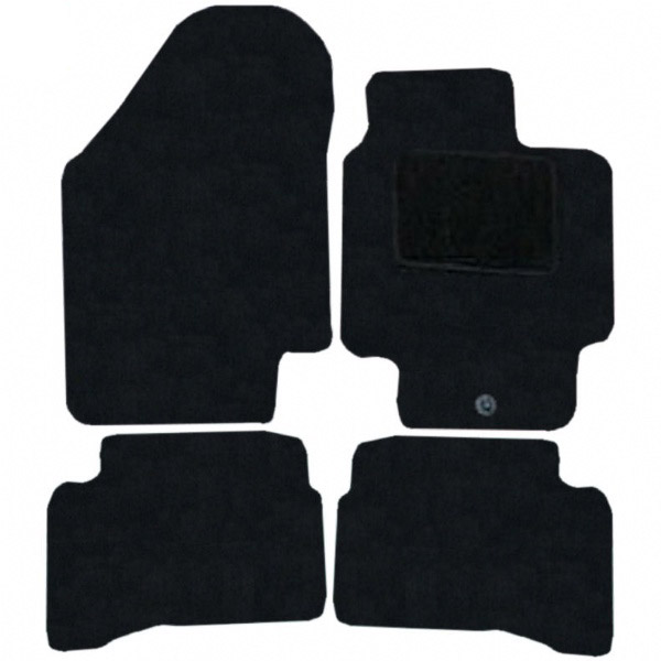 Hyundai Accent 2006 to 2009 Fitted Car Floor Mats product image