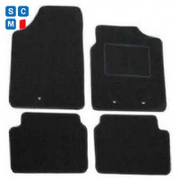 Hyundai i10 2009 - 2013 Fitted Car Floor Mats product image