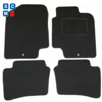 Hyundai i20 2009 - 2014 (two locators) - Fitted Car Floor Mats product image