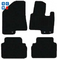 Hyundai IX35 2010 Onwards Fitted Car Floor Mats product image