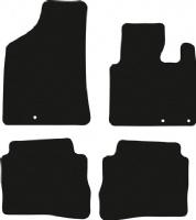 Hyundai Santa Fe 2010 - 2012 (5 Seat) Fitted Car Floor Mats product image