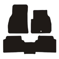 Hyundai Santa Fe 2006 - 2010 (5 Seats) Fitted Car Floor Mats product image