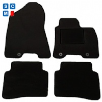 Hyundai Tucson 2015 - Onwards Fitted Car Floor Mats product image