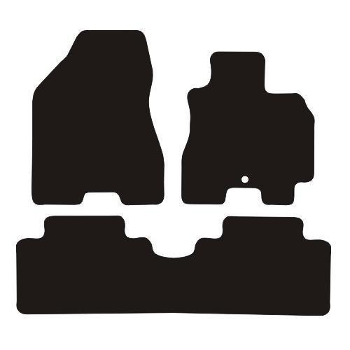 Hyundai Tucson 2004 - 2015 (single locator) Fitted Car Floor Mats product image