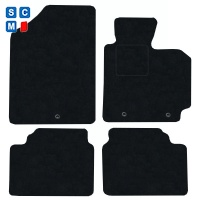 Hyundai Veloster 2012 Onwards Fitted Car Floor Mats product image