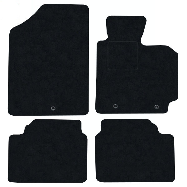 Hyundai Veloster 2012 Onwards Car Mats By Scm