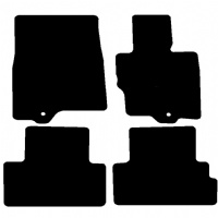 Infiniti EX 2007 Onwards Fitted Car Floor Mats product image
