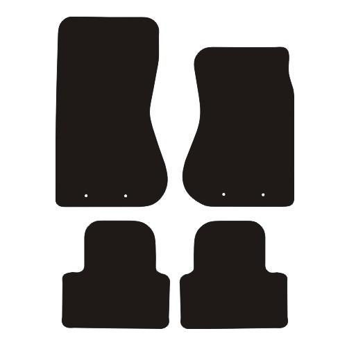 Jaguar S Type 1998 -2002 (Manual) Fitted Car Floor Mats product image