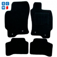 Jaguar X-Type 2.5 & 3.0L (2001 to 2009)  Fitted Car Floor Mats product image