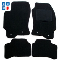 Jaguar X-Type 2.0 & 2.2L (2001 to 2009) Fitted Car Floor Mats product image