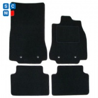 Jaguar XF Saloon (X250) (2007 - 2013) (4 Locators) Fitted Car Floor Mats product image